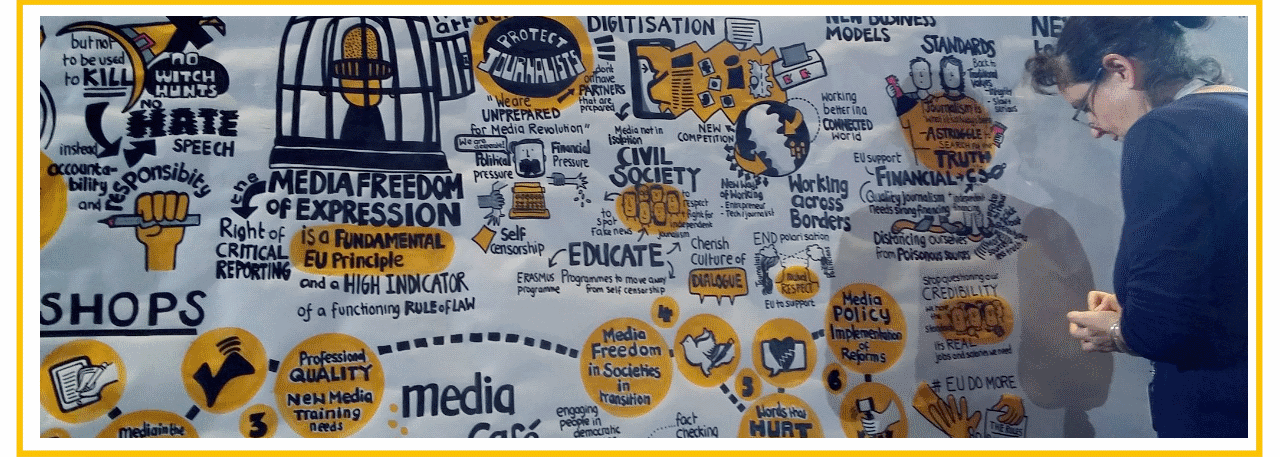 !live-visual-scribe-graphic-recording-EU-media-days-conference-Albania-drawing-London3